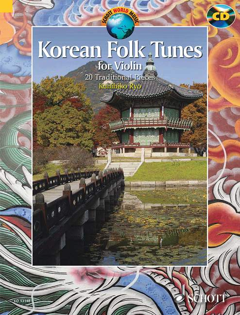 Korean folk tunes image